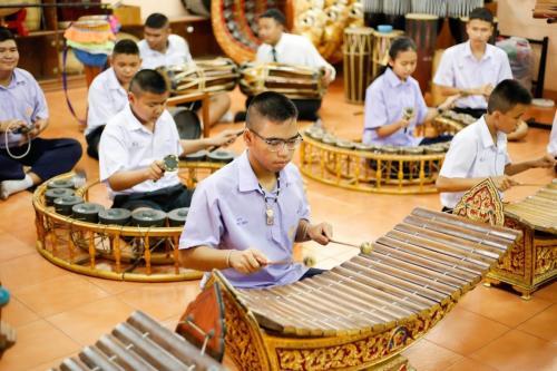 ห้องดนตรีไทย